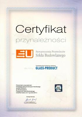 certyfikat SPSZ